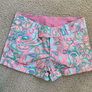 Pants - Lilly Pulitzer Barclay shorts